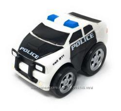 Полицейская машина Kid Galaxy, инерционная, для малышей