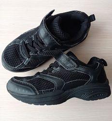 Детские кроссовки на липучках Marks&Spencer, размер 10