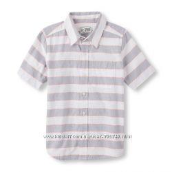 Рубашки Childrens place 4-12  лет