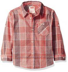Рубашка Levis Ливайс 12-13 лет США