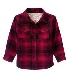 Рубашка фланель на барашке 3Т