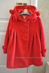 пальто 5-6 лет