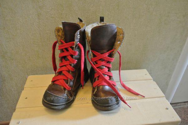 ботинки 18 см