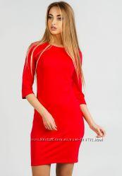Стильное красное платье Leo Pride, размер М или 44-46
