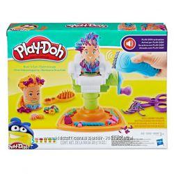 Плей До сумашедшие прически Play-Doh Buzz n Cut Fuzzy with Electric Buzze