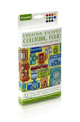 Crayola Набор для творчества премиум класса Creative Escapes Aged Up Colori