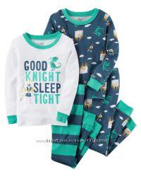 Комплект детских пижам для мальчика Carters A40928 2т