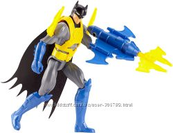 DC Justice Лига Справедливости Бэтмен League Action Wing Tech Batman Figure