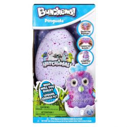 Bunchems Банчемс конструктор Hatchimals Penguala Building Kit