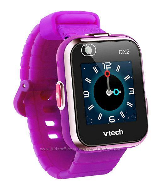 VTech Kidizoom Смарт часы Smartwatch DX2 Purple Умные многофункциональные ч