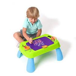 Crayola Стол для рисования мольберт Paint Draw Activity Table