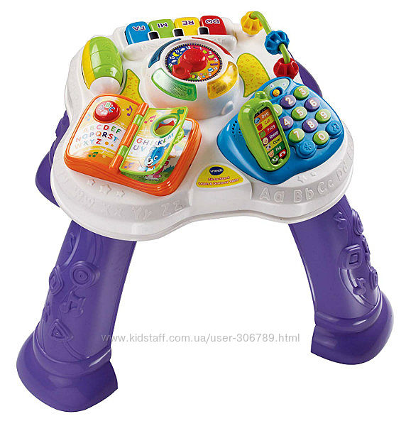 VTech Развивающий столик Sit-to-Stand Learn and Discover Table