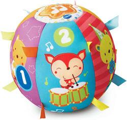 VTech Интерактивный развивающий мяч Lil Critters Roll and Discover Ball