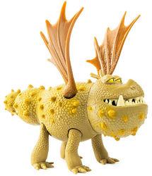как приручить Сарделька дракона громель DreamWorks Dragons the hidden world