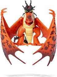 как приручить дракона Кривоклык Hookfang dreamworks dragons the hidden worl