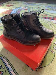 Ботинки кожаные Garvalin Испания, 35 размер