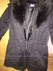 Куртка демисезонная, F&F для девочки 9-10 лет