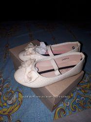 Нарядные туфли 27 размер