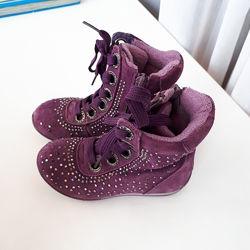 Ботинки для девочки Шалунишка ортопед 25 размер