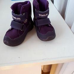 Зимние сапожки ТОМ-М 24 размер