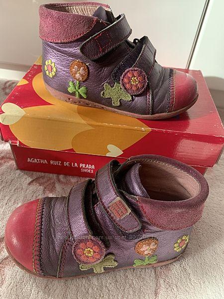 Ботинки Agatha ruiz de la prada р. 24