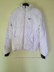 Nike курточка зима с манжетами