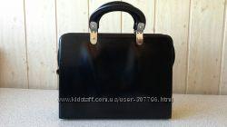 607871584daa Стильная совершенно новая кожаная сумка-портфель VIF, 1400 грн ...