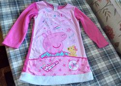 Пижамы, слипы 2-5 лет