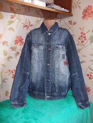 джинсовая курточка 164 см, Dognose