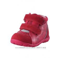 Ботинки кроссовки кеды Reima Рейма, цвет малиновый р23