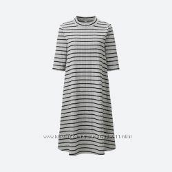 Платье ЮНИКЛО UNIQLO женское из хлопка