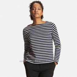 Толстовка футболка свитшот длинный рукав из хлопка