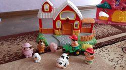 Игровой набор Hap-p-kid Амбар и ферма
