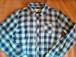 Клетчатая рубашка ESPRIT