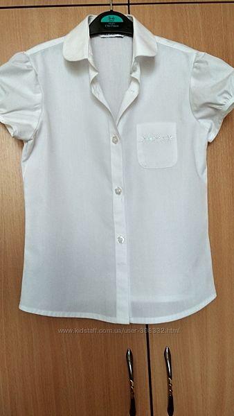 Нарядная школьная блузочка