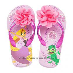 Шлёпки флип флопсы для девочек Flip Flops Disney США разные расцветки