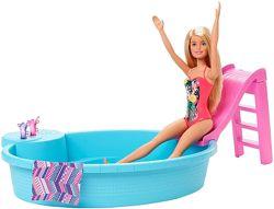 Набор Барби Развлечения у бассейна Barbie Pool Playset