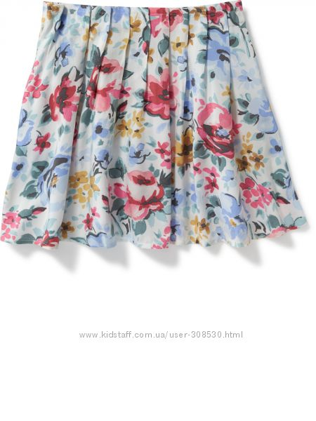 Юбка для девочки Old Navy р. S 6-7 рост 114-135