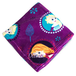 Флисовый плед Фроузен Холодное сердце Frozen Fleece Throw Disney