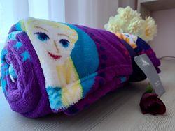 Флисовый плед Фроузен Холодное сердце Frozen Fleece Throw Disney