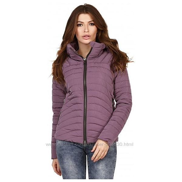 Женская демисезонная куртка X-Woyz р.46