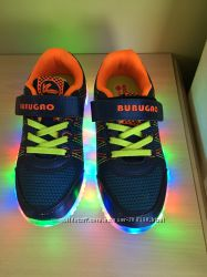 Светящиеся LED кроссовки.