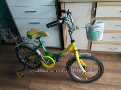 Велосипед Comanche от 3 до 8 лет