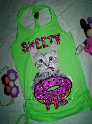 Модные одежки для маленькой красотки.