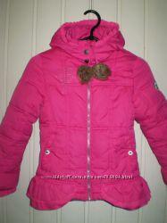 Фірмові зимові демі курточки парка. 7364c1c7e3d0b