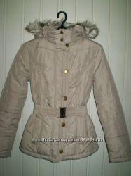 Пухова курточка Up Fashion і FF