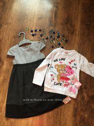 Mothercare стильне плаття для принцеси