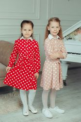 Платья для девочек 122-152