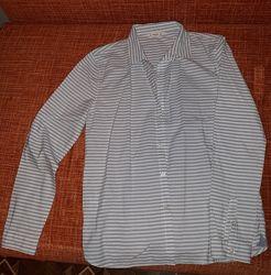 Рубашка подросток mango рост 164