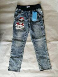 Джинсы GeeJay GloriaJeans, 7-8лет